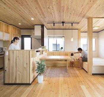 3社目:モックの家(草処建設株式会社)